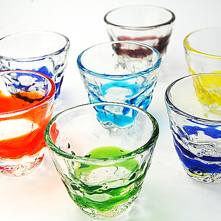 Handcrafted Glass Okinawa