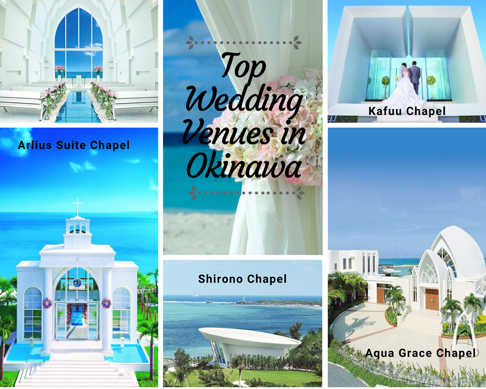 Best Wedding Venues in Okinawa
